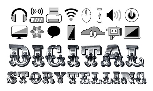 ct101 digital storytelling logo