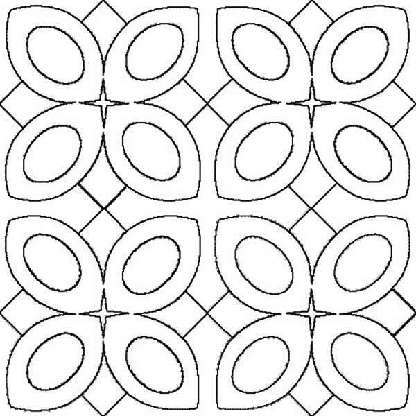 rangoli coloring pages # 56