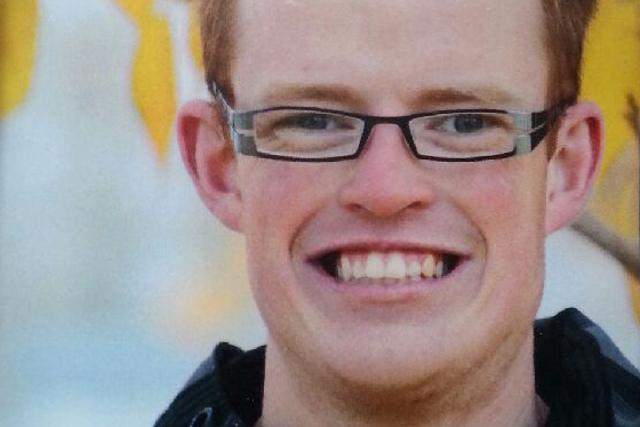 Midt- og Vestsjællands Politi efterlyser Benjamin, som forsvandt mandag formiddag. Foto: Politiet.
