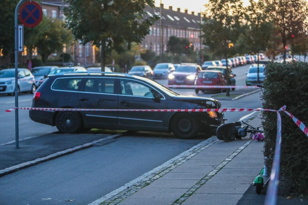 5-årig dræbt  nu er mistænkt flugtbilist anholdt