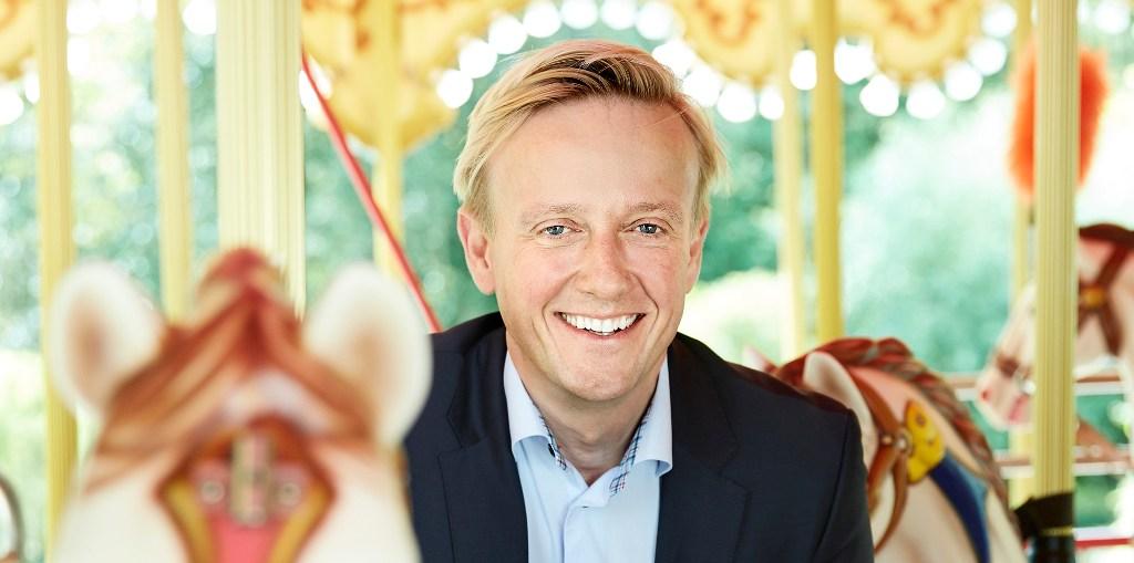 Andreas Andersen Foto: ©Liseberg / Anna-Lena Lundqvist.