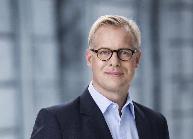 Carl Holst går af som forsvarsminister og minister for nordisk samarbejde PRfoto: Forsvarsministeriet.