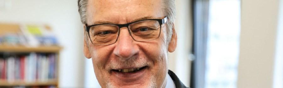 Ishøjs borgmester Ole Bjørstorp. Foto: Ishøj Kommune.