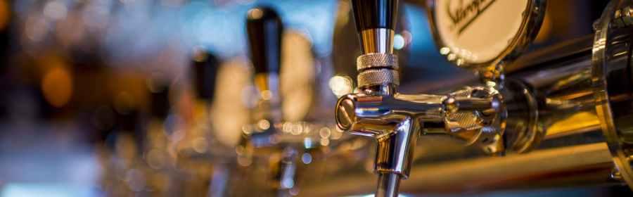 stainless steel beer dispenser