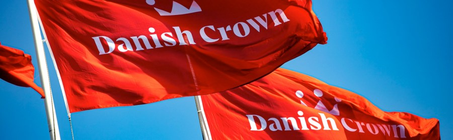 Danish Crown flag