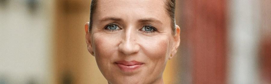 Statsminister Mette Frederiksen. Foto: Statsministeriet.