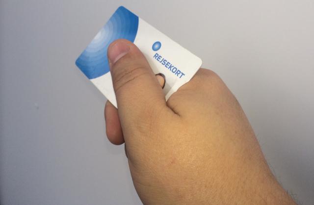 En fejl på noget udstyr gør, at kunder kan opleve, at prisen er forkert når de benytter Rejsekortet. Foto: Rolf Larsen.