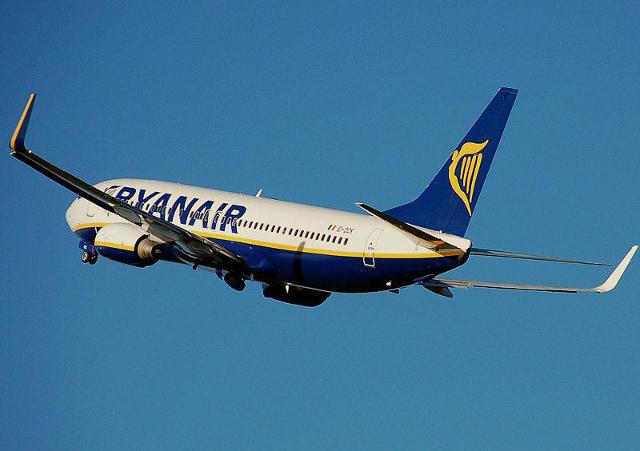 Der er nu varslet konflikt mod Ryanair. Foto: Arpingstone