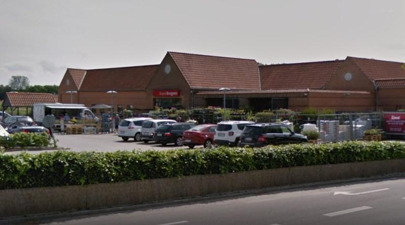 SuperBrugsen, Fredensborg. Foto: Google Streetview.