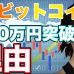【仮想通貨】ビットコインが一気に100万円を突破した理由が判明! リップル