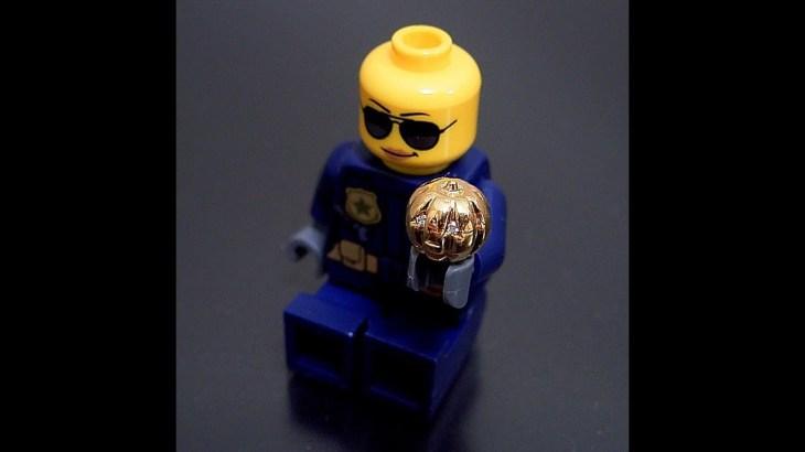 18金で作った金のカボチャ「カボチャショップ」