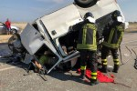 12 African farm labourers dead in Italy road crash
