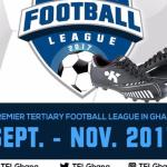 First Tertiary Football League to start September