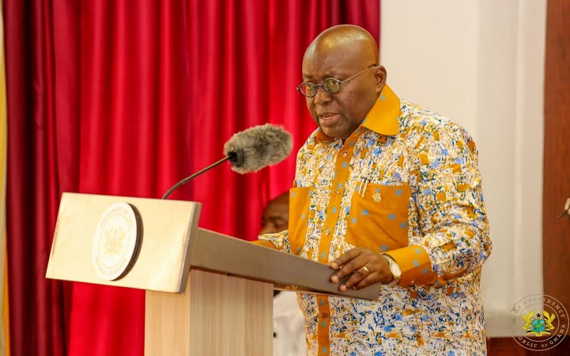 Freddy Blay grades Akufo-Addo's government 80%