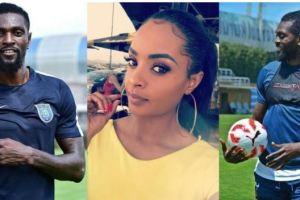 Emmanuel Adebayor And Dillish Mathews' Secret Relationship exposed