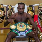 Emmanule 'Game Boy' Tagoe stops Saucedo to retain IBO Lightweight belt