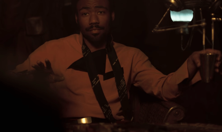 New Trailer Released For 'Solo A Star Wars Story