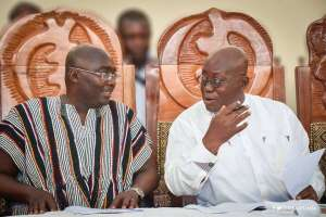 Akufo-Addo, Bawumia deny discussing contract deals with GFA Boss