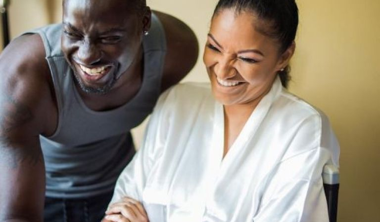 Chris Attoh's wife had a secret husband before her murder