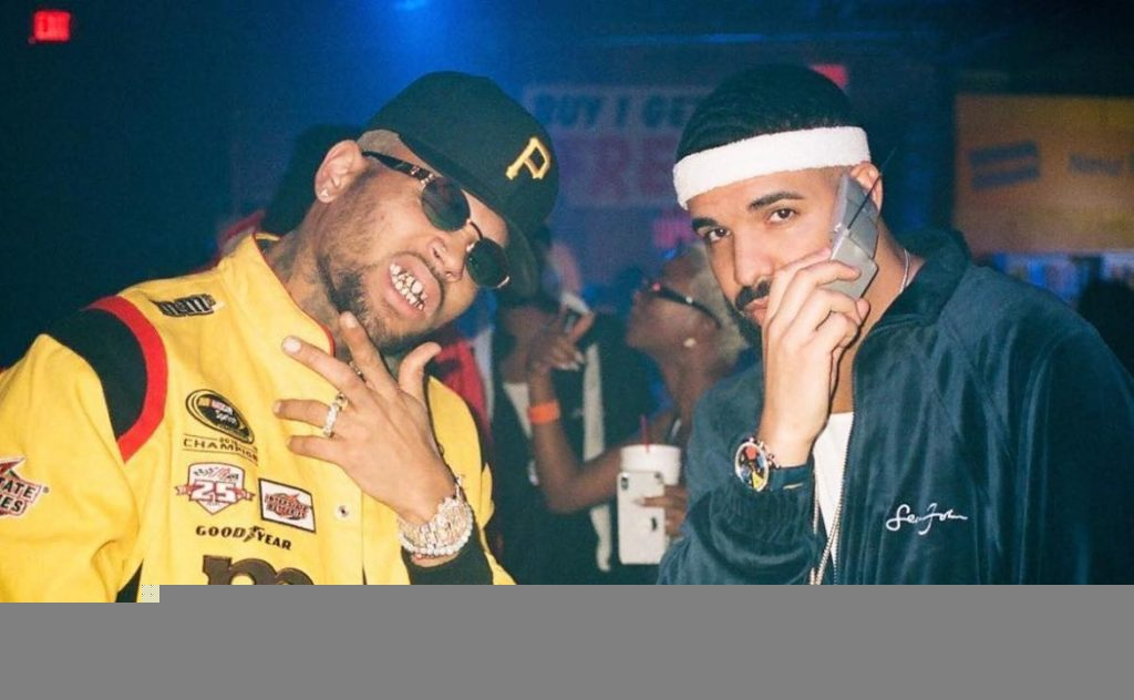 Chris Brown and Drake collaborates on new song