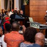 DJ Switch enlivens early Christmas event at Accra Marriott Hotel