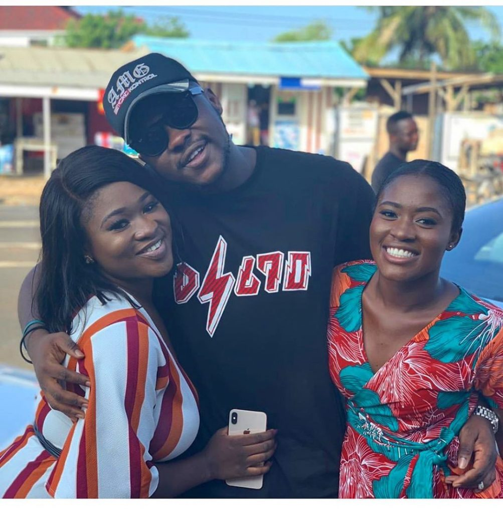 Fella Makafui and Medikal's wedding date'revealed'