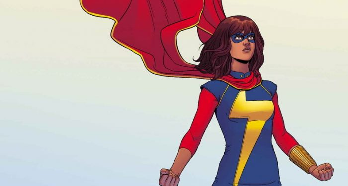 Marvel working on a Muslim superhero film 'Ms Marvel'