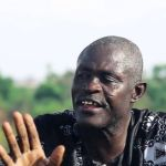 Musician Aseibu Amanfi