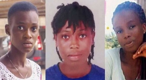 Dead bodies of 3 missing Takoradi girls found