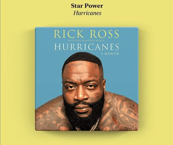 Rapper Rick Ross arrives in Ghana for Detty Rave 3 Concert