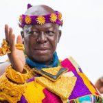I'm above partisan politics – Asantehene