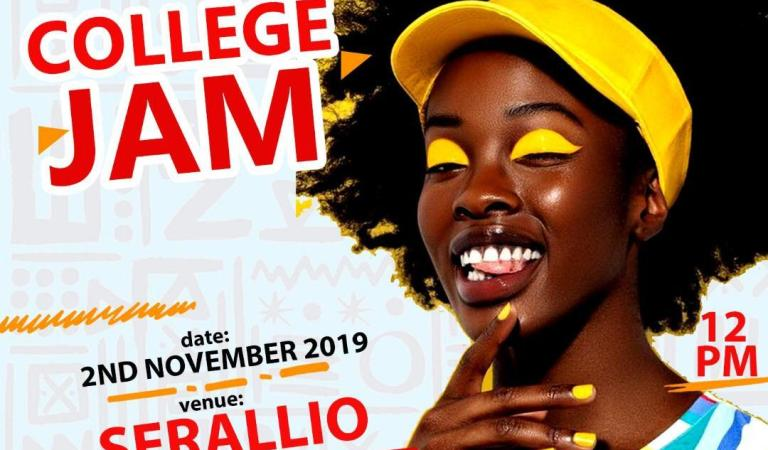 Guinness Ghana partners 2019 College Jam