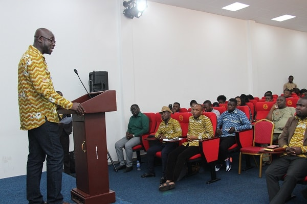 NABCO to deploy digital platform to monitor trainees' performance