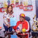Nollywood actress Kemi Korede bags skincare endorsement deal