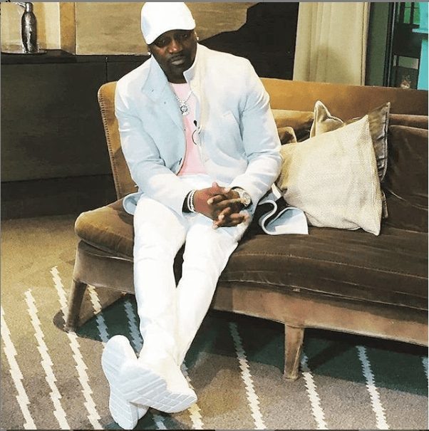 Akon quizzes why Africa is terribly convoluted as he arrives in Ghana