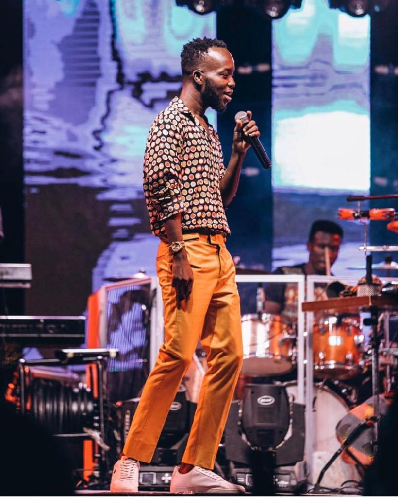Bisa Kdei ends the year with spectacular music concert'BisaFest'