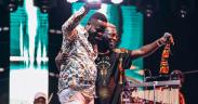 Bisa Kdei ends the year with spectacular music concert 'BisaFest'