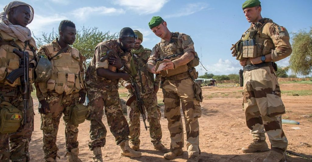 Sahel to counter terrorism