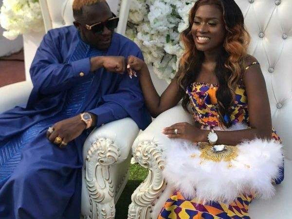 Ghanaians like to bad-mouth young couples – Fella Makafui