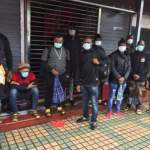 China denies maltreating Africans despite rendering many homeless