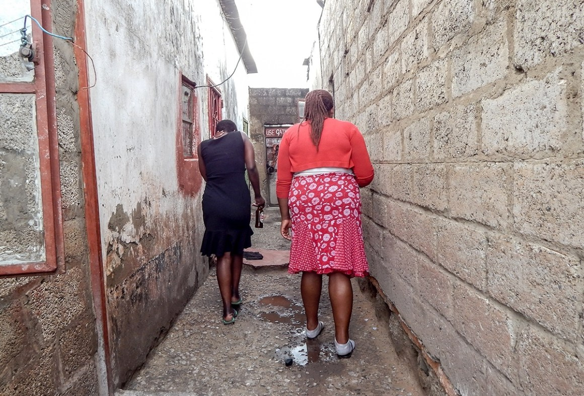 Zambia sex workers tracing covid19
