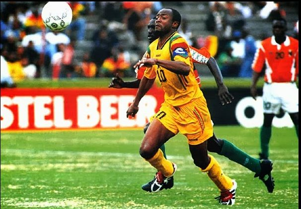 Abedi Pele named among five greatest African all-star players