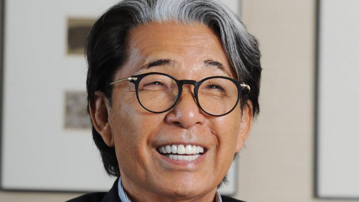 Japanese fashion designer dies