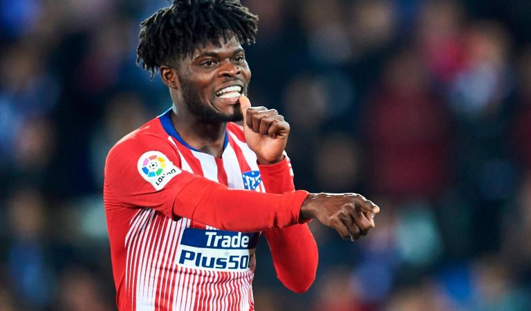 Atletico Madrid confident Thomas Partey will stay at the club