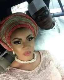 Tunde Thomas and Wife