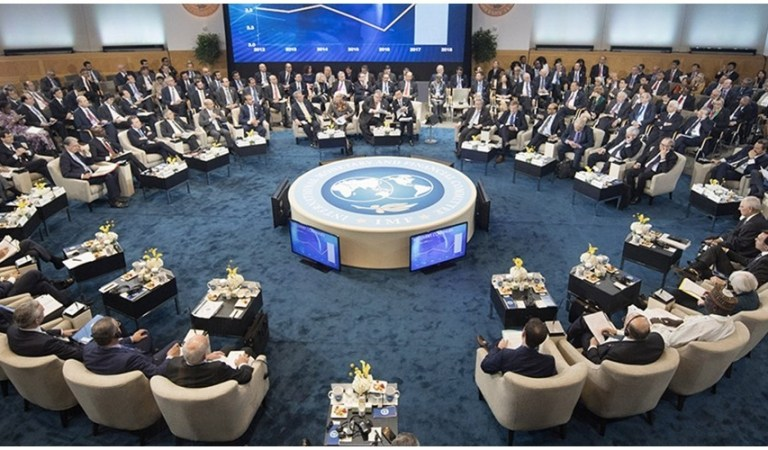 International Monetary Fund maintains lending capacity