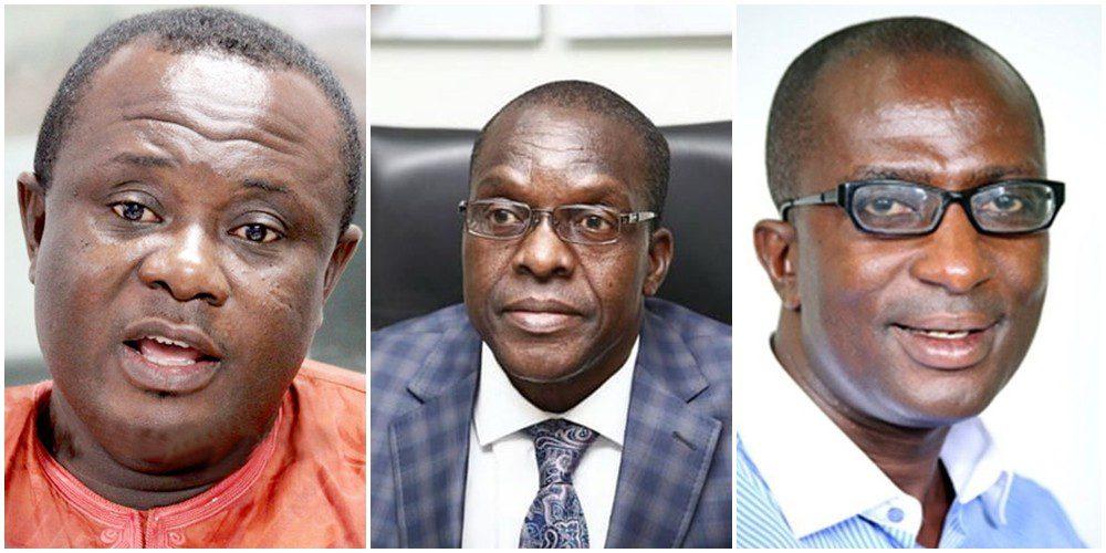 Speakers of Parliament in Ghana