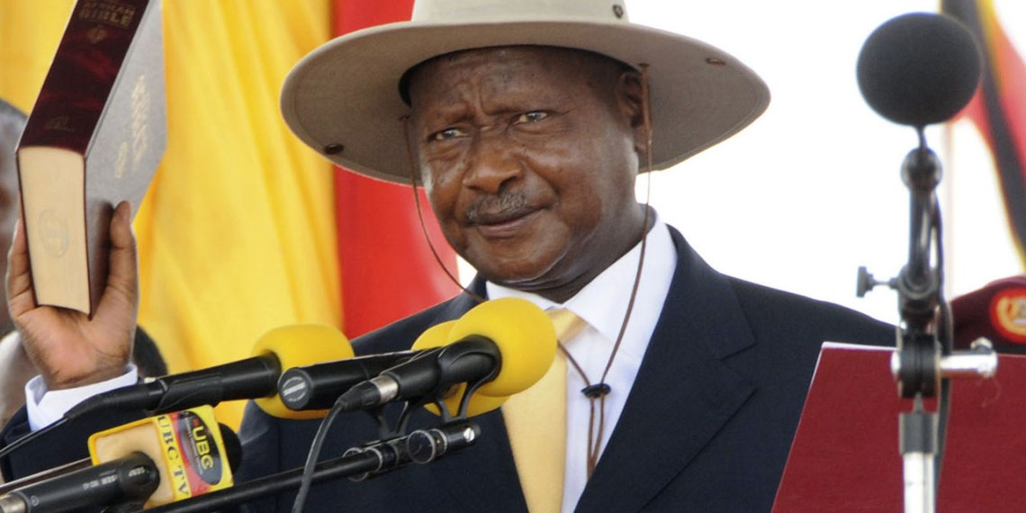 Disputed Uganda presidential election: Yoweri Museveni re-elected