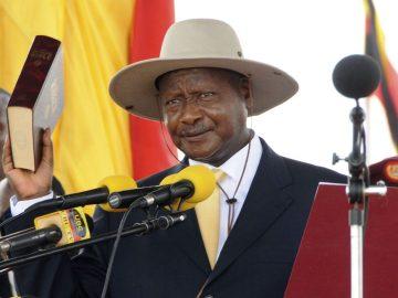 Disputed Uganda presidential election: Yoweri Museveni re-elected