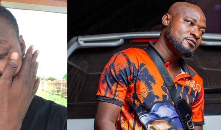 Funny Face blames Ghana Police for utilizing extreme power in his arrest